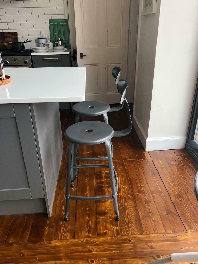 9 x Bar Stools   perfect for kitchen island   Gumtree