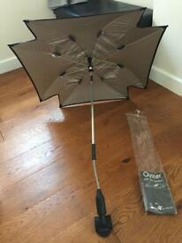 Oyster parasol