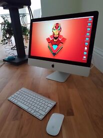 Apple iMac 21.5 Inch - Great condition, High spec model!