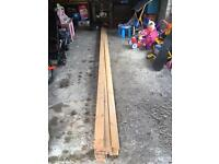 Skirting boards 11 x 4.5m