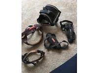 Selection of ezydog harnesses.