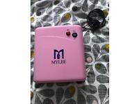 Pink Mylee Gel Nail Curing Lamp