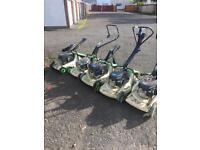 Etesia petrol Honda Lawnmower x5 spare repair