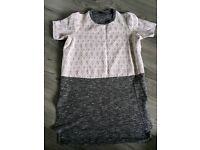 River Isand jumper style top size 10
