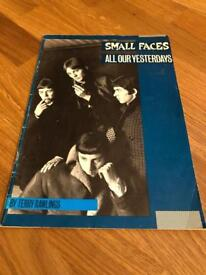 Retro - small faces - all our yesterdays