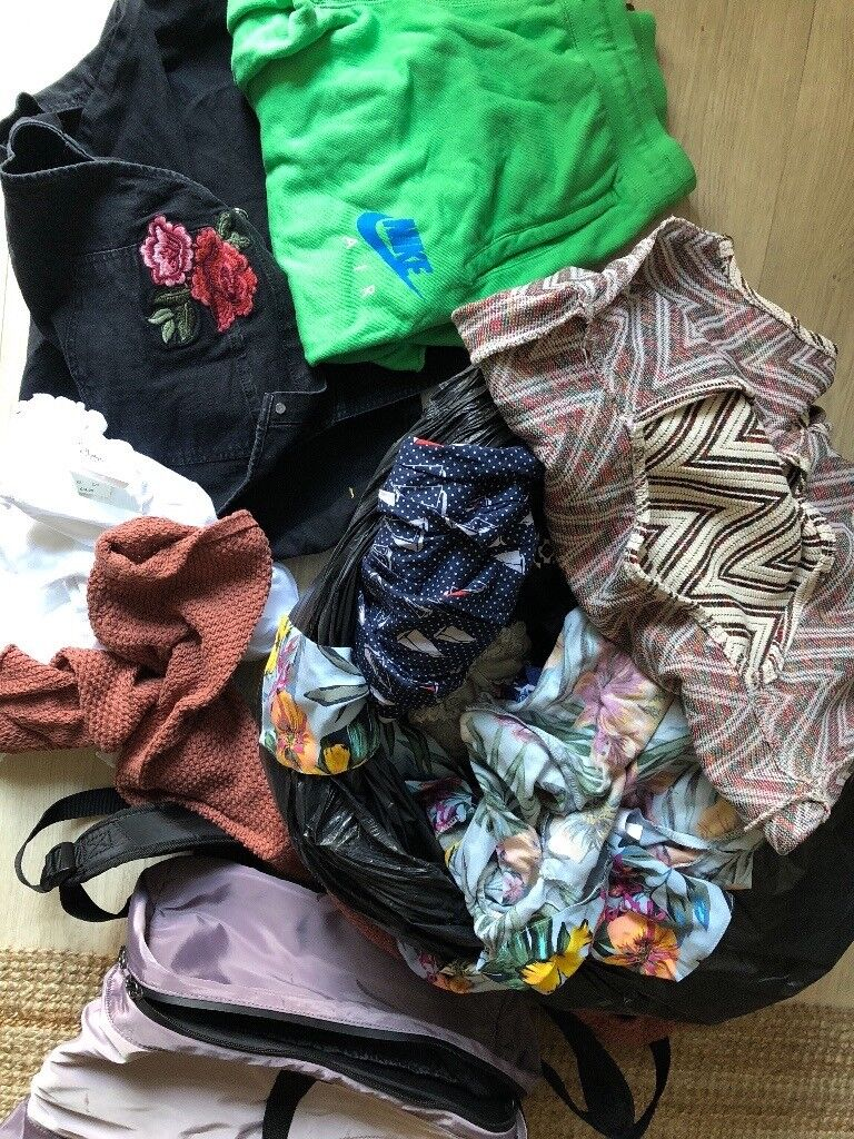 799dc551 Bundle of ladies size 12/14 clothes used good condition. Nike, Zara,  Dorothy Perkins, m&s