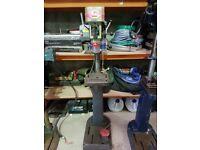 Startrite mercury pillar drill