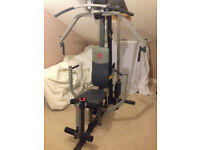 Marcy MWM1600 Home Multi-Gym with Power Boost 95Kg