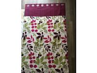 Curtains Floral