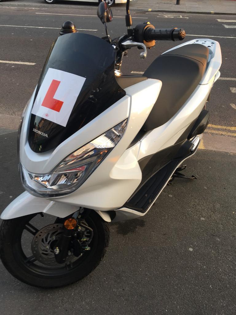 honda pcx 2017 in hammersmith london gumtree. Black Bedroom Furniture Sets. Home Design Ideas