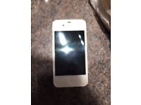 Selling white iphone 4s