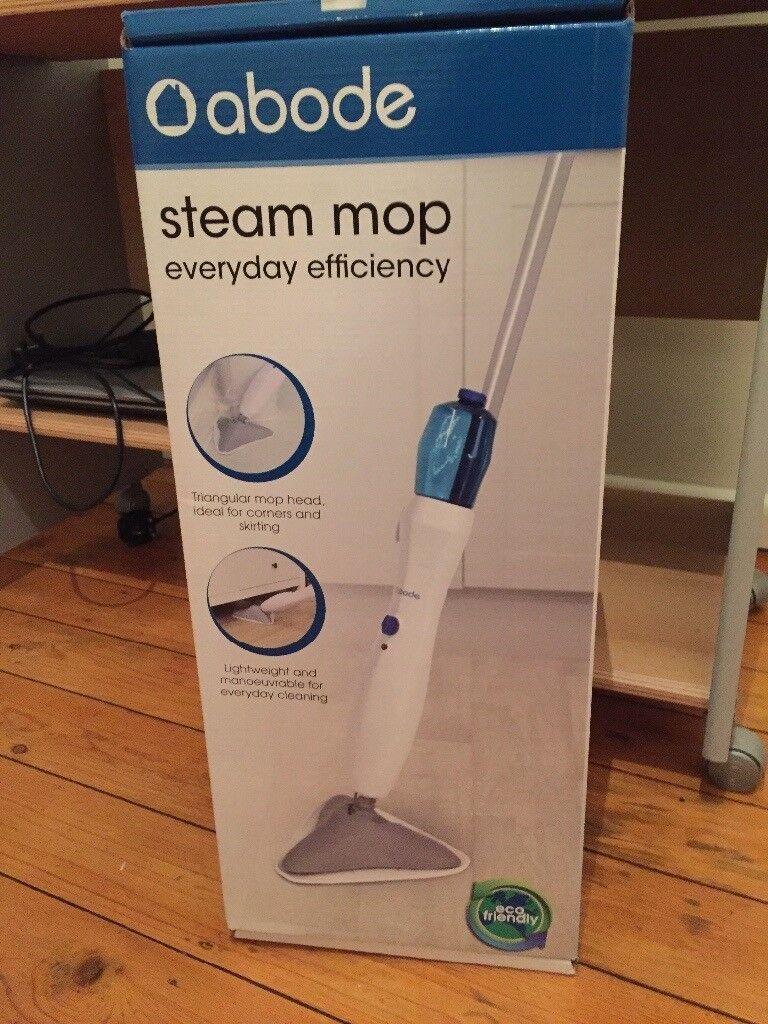 Abode steam mop