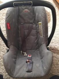 Britax Asis baby car seat 0-13kg