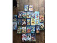 Walt Disney VHS Bundle