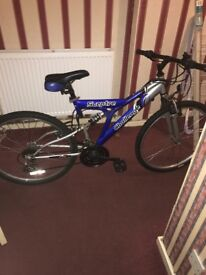 Bike for both ladies & gents £60 Just like new