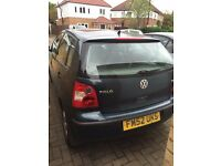 QUICK SALE VW POLO 1.4 £500 OR NEAR OFFER