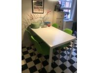 Dining set (Dining table and 4 chairs)