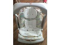 Rocking/vibrating Fisherprice chair