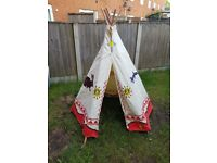 WIGWAM Indian tent for kids