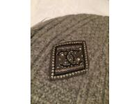 Chanel Cashmere hat