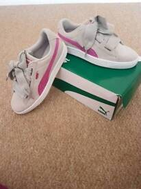 Puma Suede. Size 5.5. Brand new with box. RRP £65.