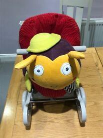 Lotty ladybird rocker, Brand New! Paid £100