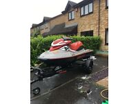 Seadoo Rxp 215 Jetski supercharged 4 stroke only 49hours