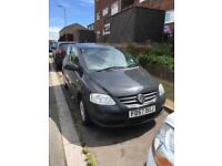 2 x vw fox damaged spares or repairs