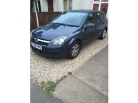 Opel Astra 06 plate..
