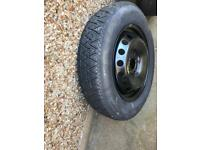 Spare tyres new 215/65/16