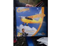 Remote Control Model Aeroplane. New condition.