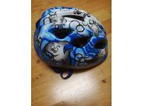 child cycle helmet / kids Abus helmet shark motif