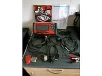 Snap-on diagnostic
