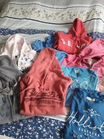 ladies hoodies and t shirts