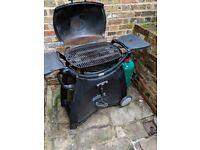 Weber q2200 gas BBQ