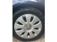 Audi A3 Alloy Wheels With Tyres - 5 x 112