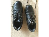 Men's golf shoes, 7 and 7 1/2