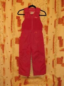 Childs Weatherproof Red Snow Suit – Size 6