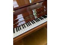 Reid-Sohn S-108S Upright Piano and Stool