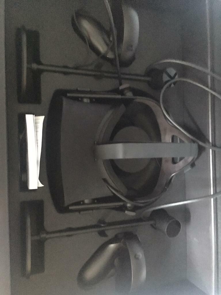 Oculus rift 3 sensors plus gun stock | in Sunderland, Tyne and Wear |  Gumtree