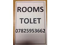 ROOMS TOLET - LINCOLN CITY CENTER