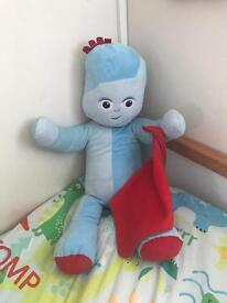 In the night garden iggle piggle super large teddy