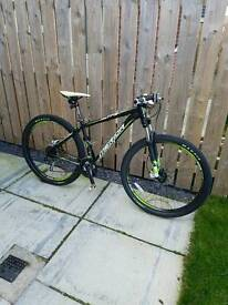Merida Big Nine 29er hardtail 17""