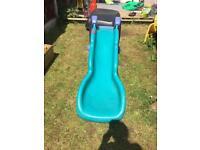 Little tikes water slide