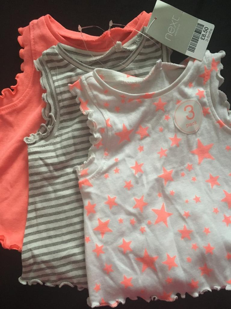 Clothing, Shoes & Accessories Popular Brand Next Baby Girl Up To 3 Months Girls' Clothing (newborn-5t)