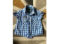 United colors of Benetton shirt 9-12 months