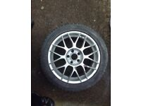 Audi A4,A6,Vw genuine bbs spare wheel
