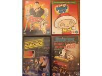 Family Guy American Dad DVD Bundle