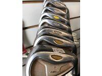 Taylormade golf set 3-pw
