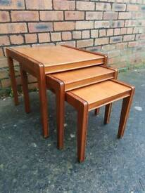 Remploy nest of tables